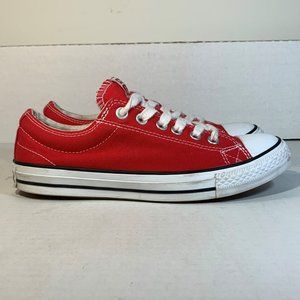 Converse CTS Ox Red Lobster Low Top